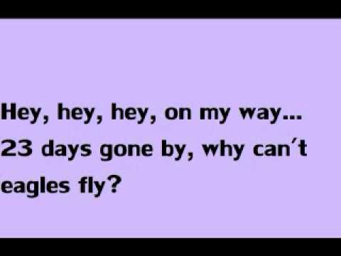 Shedaisy - 23 Days Lyrics