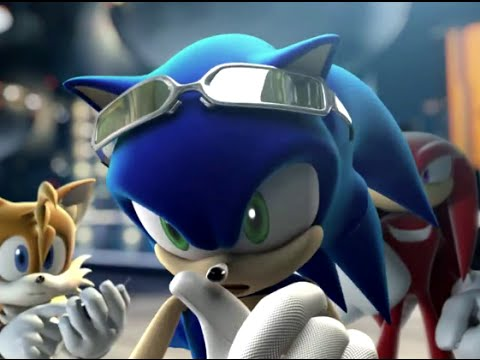 Sonic Riders - Heroes Opening (HD)