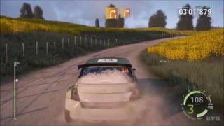 WRC 6 FIA World Rally Championship - PZM Rally Poland | Gameplay (PC HD) [1080p60FPS]