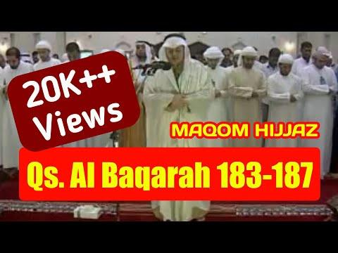 Syaikh Amir Muhalhal - Al Baqarah 183-187 (Beautiful Recitation Of Quran)