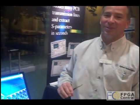 Darin Phelps, Agilent at FPGA Camp