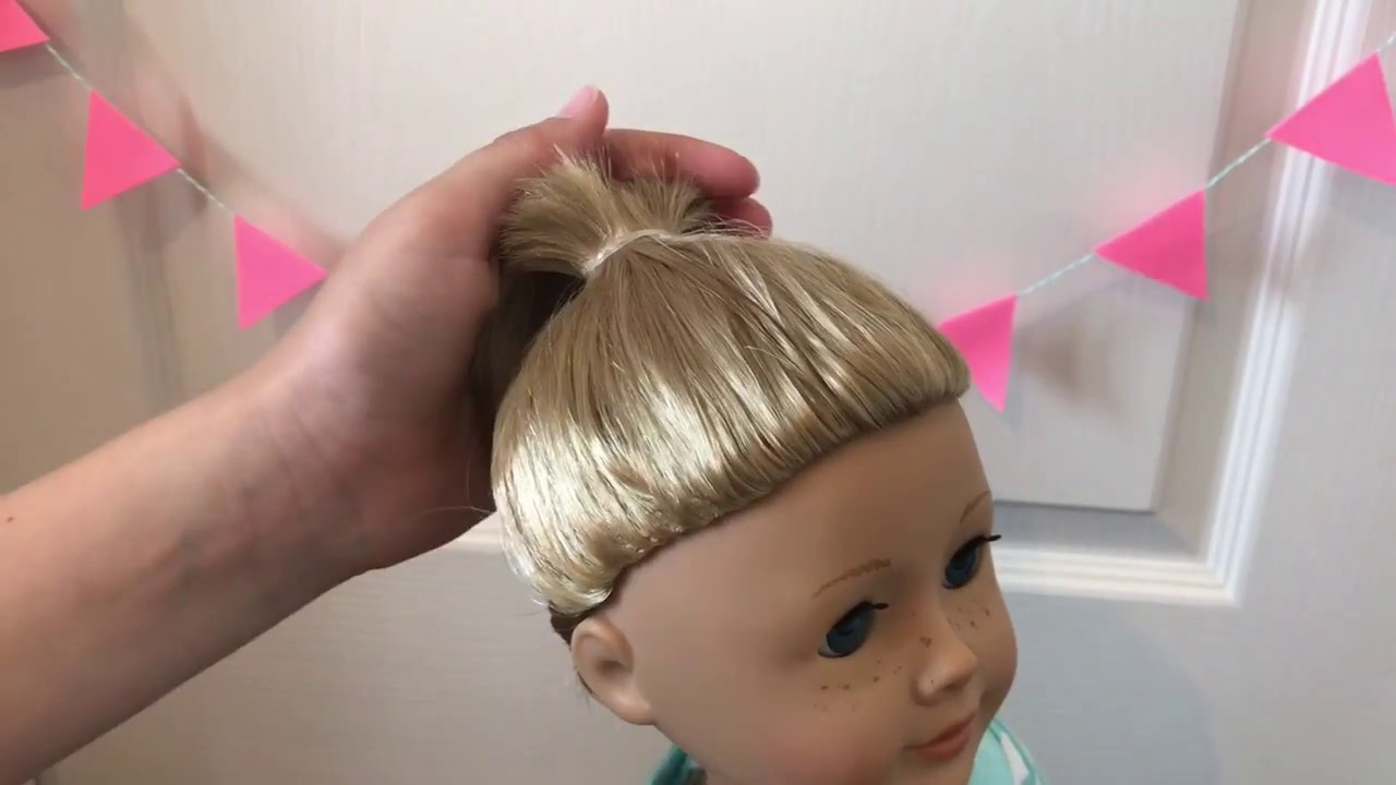 Hairstyles For Dolls With Short Hair   Part 9
