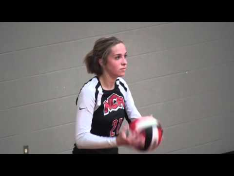 NCA SOO JV Volleyball 10 01 15