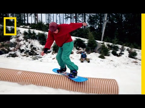 This 62-Year-Old Snowboarder Is Living Life to the Fullest | Short Film Showcase