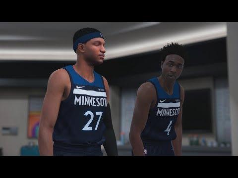 NBA 2K18 My Career - LaVar Ball Run Animation! PS4 Pro 4K Gameplay