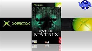 Enter The Matrix Infogrames Xbox Ps2 Gamecube PC 2003 HD PART 1