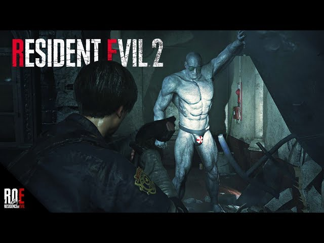 Jason Vorhees aterroriza Resident Evil 2 y hasta Mr  X tiene miedo