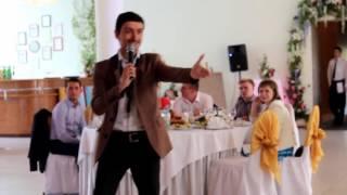 Ведущий на свадьбу СПб и саксофонист Давид Сафарян