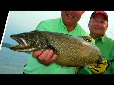 Summertime Jigging for Lake Trout