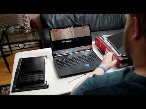 Laptop screen replacement / How to replace laptop screen MSI GL62 6QF-627