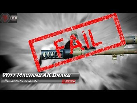 Saiga Bolt On Muzzle Brake 7 62 - The AK Files Forums