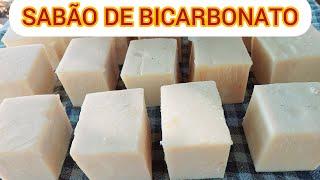 SABÃO DE BICARBONATO REUTILIZANDO ÓLEO USADO