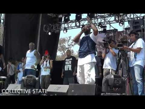 Sean Price Live From Rock The Bells 2012 HD