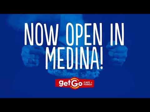 Medina Grand Opening Video