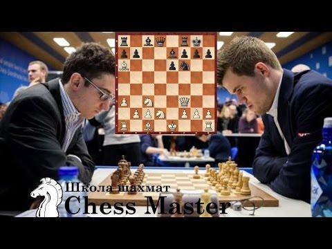 Карлсен выиграл в 11 ходов у гроссмейстера 2800! Блиц шахматы