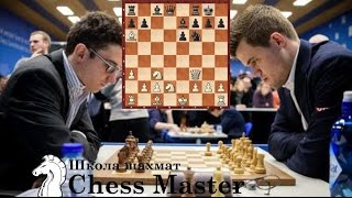 Carlsen beat grandmaster in 11 moves!