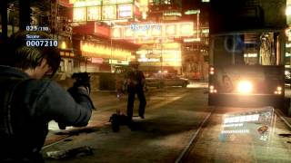 Resident Evil 6 Mercenarios - Urban Chaos (Leon) [PC]