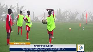 FIFA U 17 World Cup, Ttiimu Y'eggwanga Ey'abawala Egenze Ethiopia