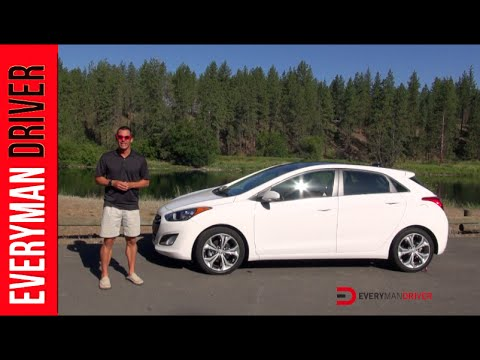 Captivating Hereu0027s The 2013 Hyundai Elantra GT On Everyman Driver