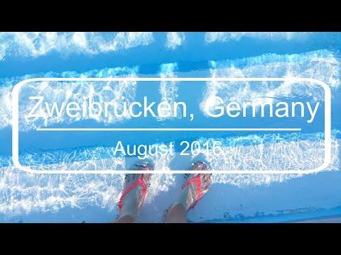 Zweibrücken, Germany - Travel Diary|Claudia Greiner