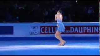 2008 Worlds Yuna Kim EX -Only Hope [JSports]