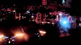 Josef Bamba at Pacha Ibiza on David Guetta F*** me I´m Famous