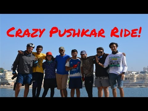 Cycling Trip To Pushkar