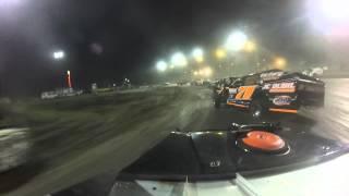 Ray Cox Jr @ Davenport Speedway 9/11/15