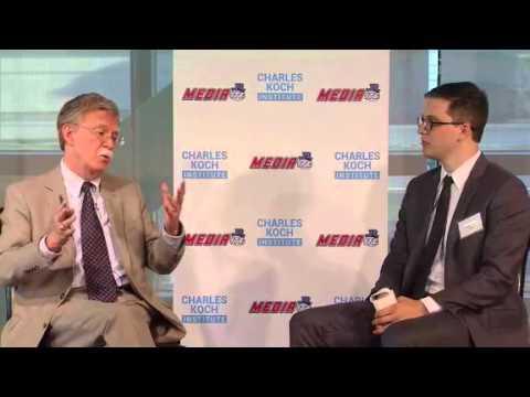 John Bolton Defends NSA Surveillance, Questions