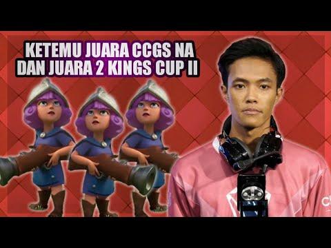 JayTV vs Oxalate & Atchiin ( Juara CCGS NA & Juara 2 KingsCup II ) - Clash Royale Indonesia
