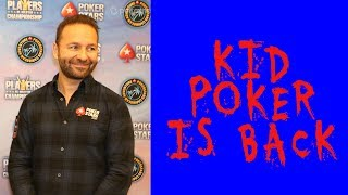 Daniel Negreanu: Kid Poker Returns