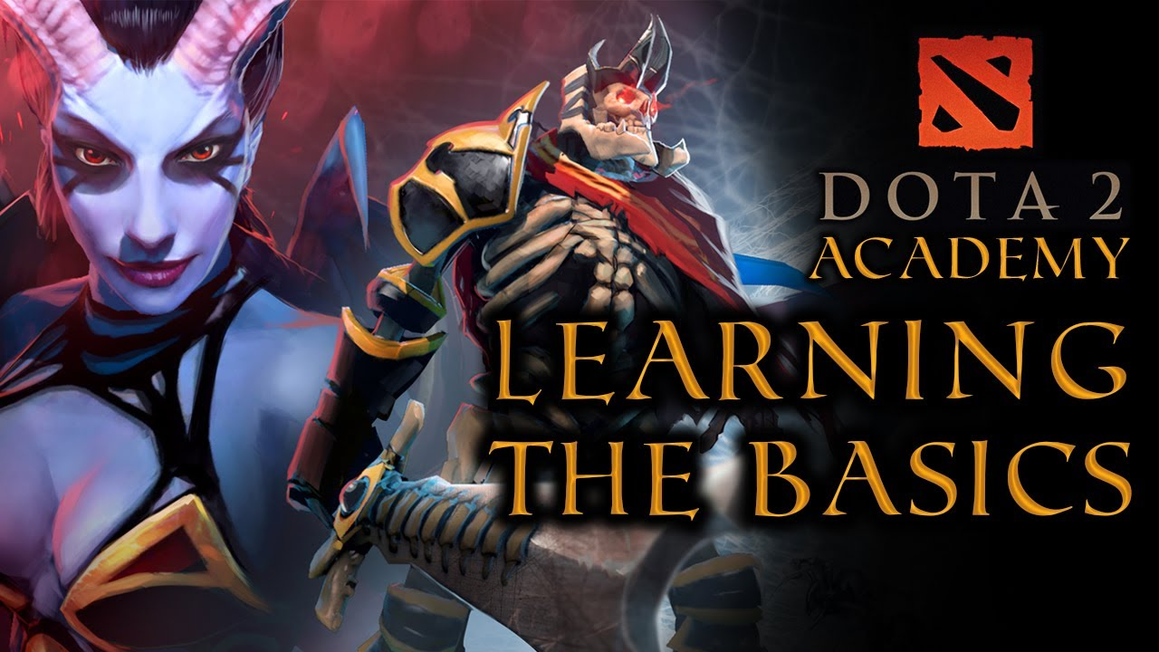 how to play dota 2 the absolute basics vg academy videogamer