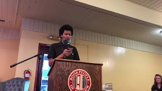 DeVonte @ Book People
