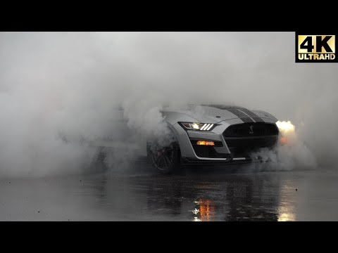 2020 Ford Mustang Shelby GT500 Review | BURNOUTS & Venom
