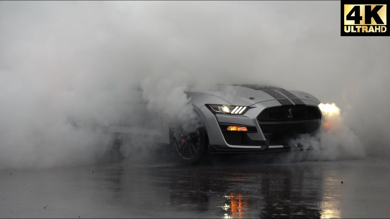 2020 Ford Mustang Shelby Gt500 Review Burnouts Amp Venom