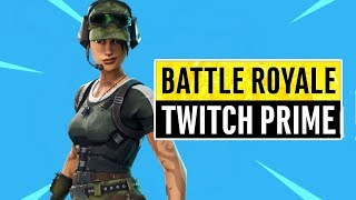 Fortnite Battle Royale: New Twitch Prime Pack 2