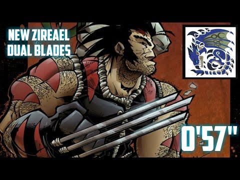 [Monster Hunter World] 7☆ Ruler of the Azure Skies - 57 Seconds thumbnail