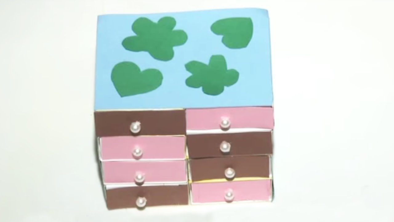 Fabriquer une bo te bijoux youtube - Fabriquer une boite a bijoux ...