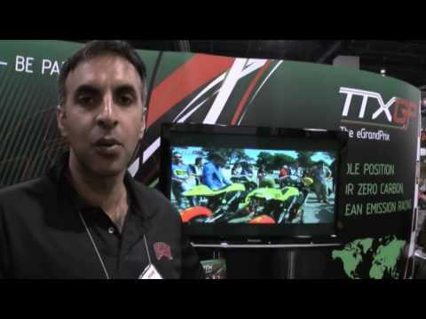 Mavizen TTX02 Overview  - Electric Motorcycle