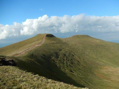Brecon Beacons Four Peaks (-1) Walk