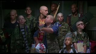 Майор Пейн берёт управление над кадетами ... отрывок из фильма (Майор Пейн/Major Payne)1995