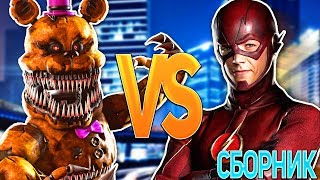 TOP 3 SUPERHERO BATTLE РЭП БИТВА СУПЕРГЕРОЕВ ТОП 3