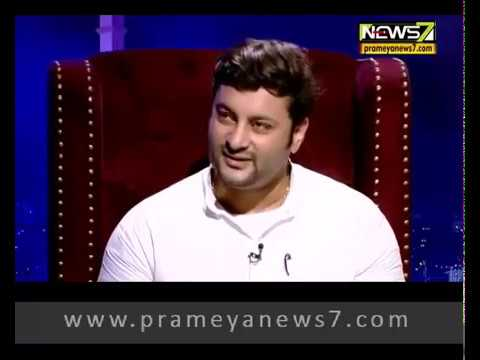 Hot Seat with Ollywood Superstar Anubhav Mohanty (Part-1)