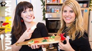 Ella TheBee & Felicitas backen Weihnachtsplätzchen // #Zeitschenken-Livestream // #yumtamtam