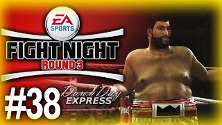 Fight Night Round 3 Career Mode Playthrough/Walkthrough #38 - Age is Only a Number [Pound for Pound]