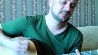 Песня под гитару - Ясных глаз ее свет (Алексей Иванов)