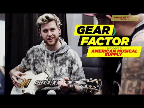 A Day To Remember's Neil Westfall: My Signature ESP Guitar - Gear Factor