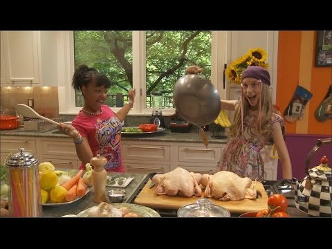 KIckinNutrition.TV: NEW Sizzlin' Food & Fitness Education - 2016