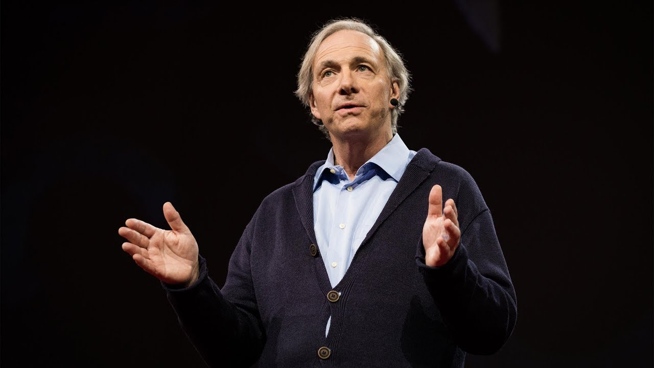 How to build a company where the best ideas win | Ray Dalio ...