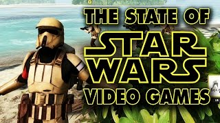 The Complicated State of Star Wars Video Games